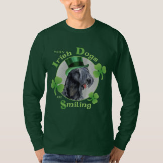 St. Patrick's Day Kerry Blue Terrier T-Shirt