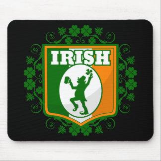 St Patrick's Day Leprechaun Mouse Pad