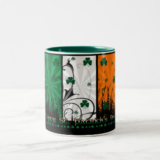 St. Patrick's Day Mug With Irish Colours