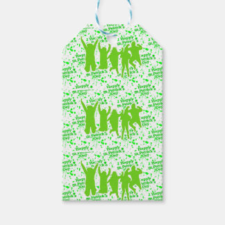 St Patricks Day Party Poster Gift Tags
