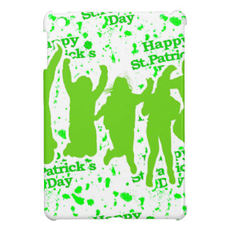 St Patricks Day Party Poster iPad Mini Cover
