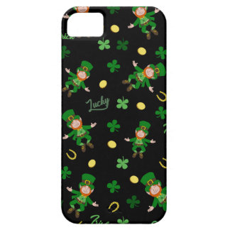 St Patricks day pattern Barely There iPhone 5 Case