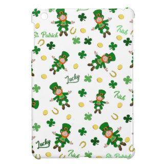 St Patricks day pattern iPad Mini Case