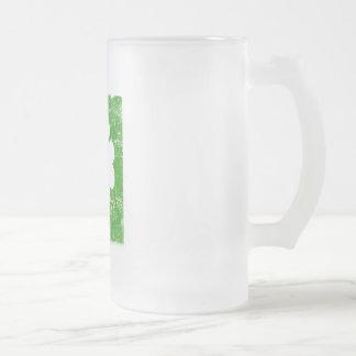 St. Patrick's Day, reverse Mugs