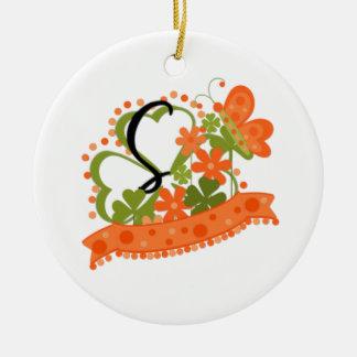 St. Patrick's Day S Ornament