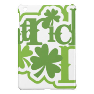 St Patrick's day, Saint Patrick Irish design Cover For The iPad Mini