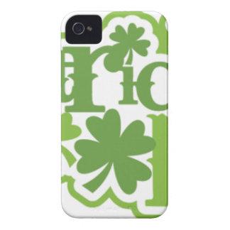 St Patrick's day, Saint Patrick Irish design iPhone 4 Cases