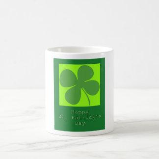 St. Patrick's Day Shamrock Mug