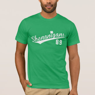 St. Patrick's Day Shenanigans Team T-Shirt