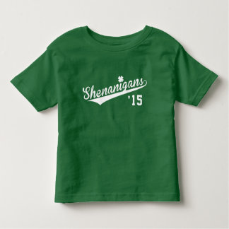 St. Patrick's Day Shenanigans Team Toddler T-Shirt