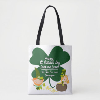 St. Patrick's Day Shenanigans Tote