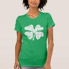 St Patrick's Day shirt for women | shamrock green