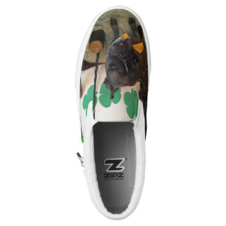 St. Patrick's Day Shoes Printed Shoes