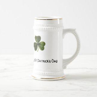 St Patricks Day stein Beer Steins