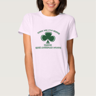 St. Patrick's Day Tee March Irish American Month