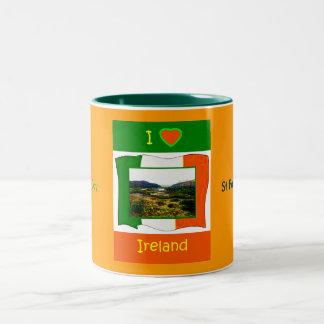 St Patrick's Day UCreate Templates Mugs