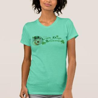 St. Patrick's Day Wheaten Terrier T-Shirt