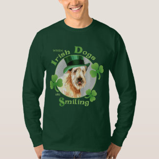 St. Patrick's Day Wheaten Terrier T-Shirt