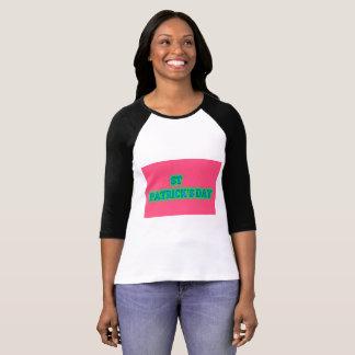 ST PATRICK'S DAY Women's Sleeve  T-Shirt