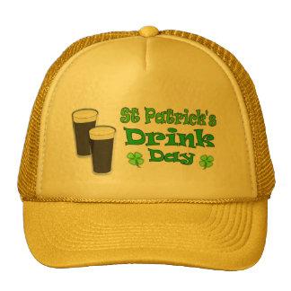 St Patricks Drink Day - I'm Irish Trucker Hats