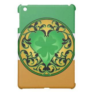 St. Patrick's Heart iPad Mini Case