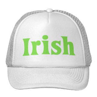 St. Patrick's Heart Lucky Charm Cap