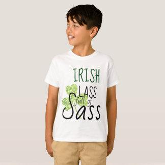 St Patricks Lass Shirt