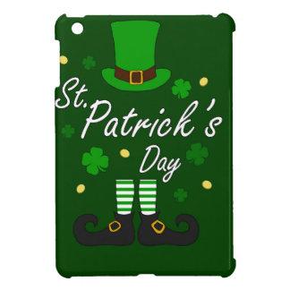 St Patricks Leprechaun iPad Mini Cover