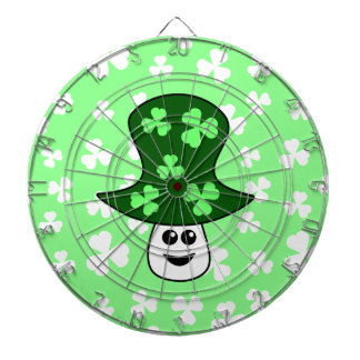 St. Patrick's Mushroom Dartboard