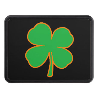 St Patricks Shamrock Irish Colors Hitch Trailer Tow Hitch Covers