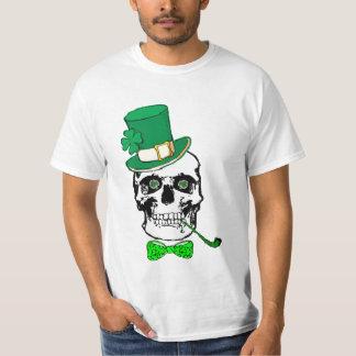 St. Patricks Skull T-Shirt