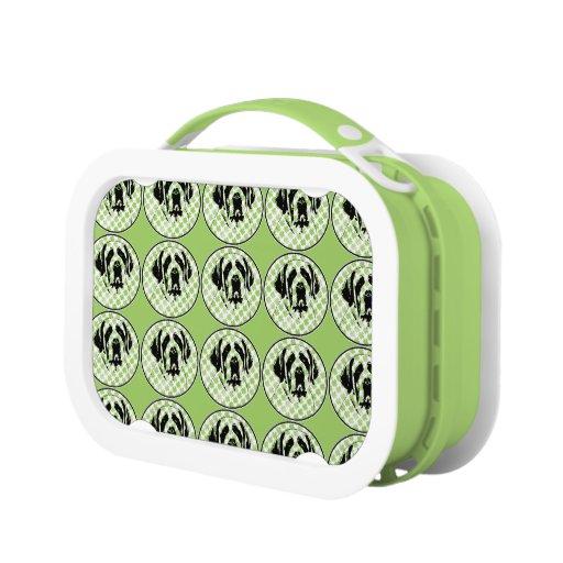 St Patricks - St Bernard Silhouette Yubo Lunchboxes