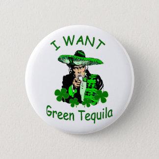 St. Patrick's Tio Sammy Button