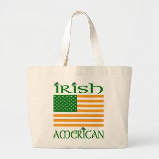 St Patricks Tote Bags Jumbo Tote Bag