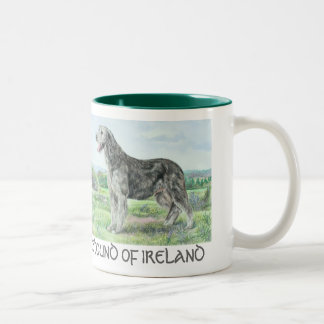 St. Patricks's Irish Wolfhound Mug