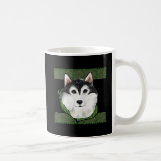 ST PATTY  Alaskan Malamute Coffee Mug