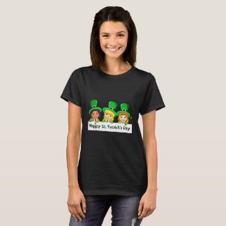 St. Pattys Day Girls T-Shirt