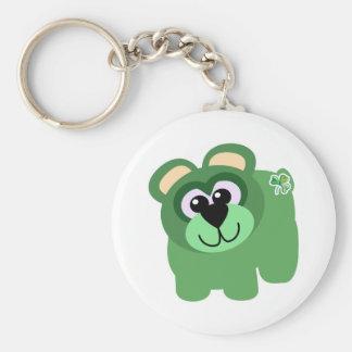 St Pattys Day Goofkins bear Key Chains