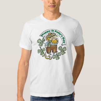 St Patty's Day Happy St. Paddy's Day Tee Shirts