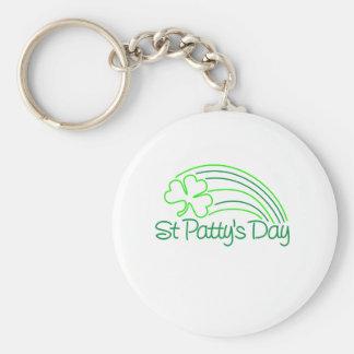 St Patty's Day Keychain
