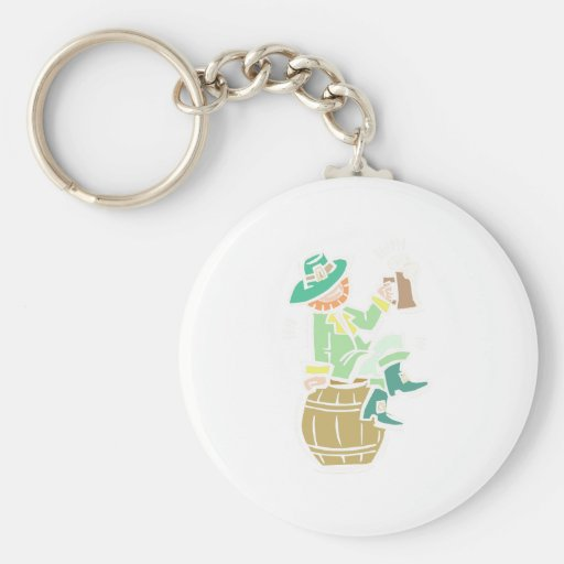 St Patty's Day Key Chains