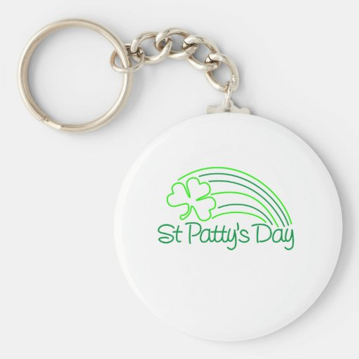 St Patty's Day Key Chains
