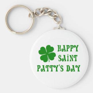 St. Patty's Day Keychain