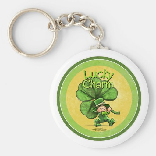 St Patty's day - Lucky Charm Key Chain