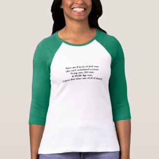 ST. PATTY'S DAY WOMEN'S FUNNY SHIRT