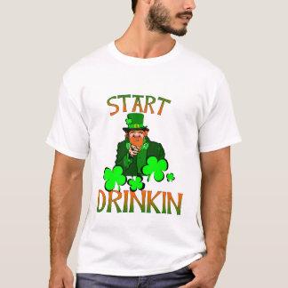 St. Patty's Drunk T-Shirt