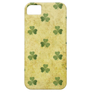 St Patty's Shamrock Case For The iPhone 5