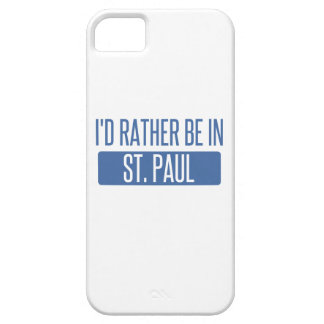 St. Paul Barely There iPhone 5 Case