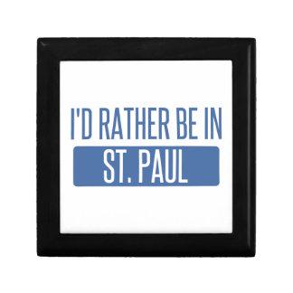 St. Paul Gift Box