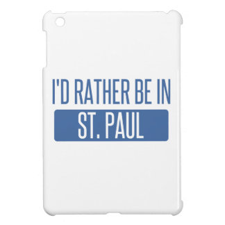 St. Paul iPad Mini Cover